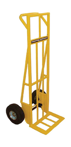 Box'n'Bag Hand Truck 260mm Pneumatic Wheels | QualityJack