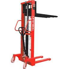 Manual Stacker Lifter Standard Leg 1T Lift Height 2.5M - Quality Jack