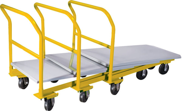 Steel Nesting Industrial Platform Trolley 800Kg | SkyJacks