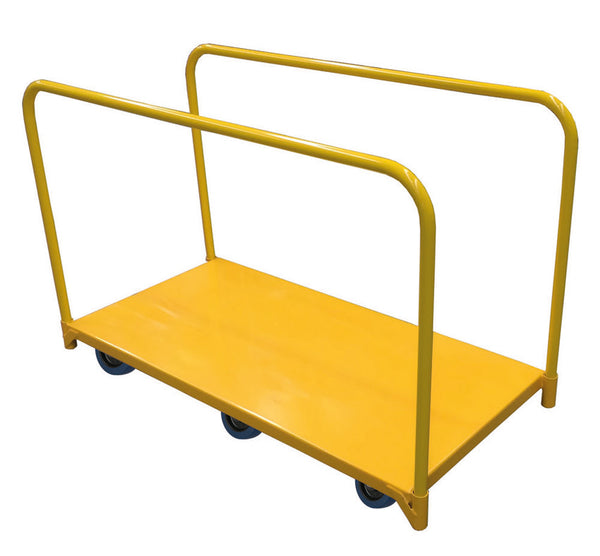 Industrial Large Deck Bulky Goods Platform Trolley 660Kg | QualityJack