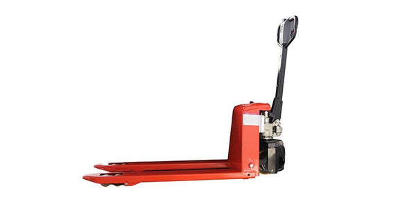 2.0T Semi Electric Pallet Jack Truck 685mm Wide