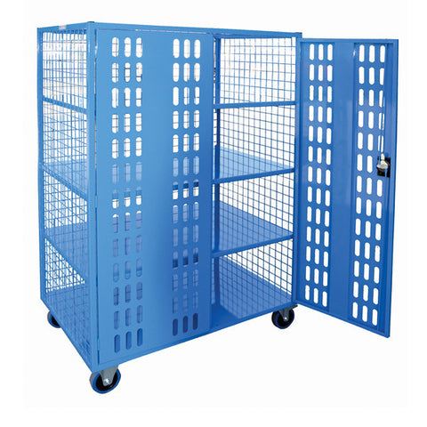 Heavy Duty Cage Trolley 650kg | SkyJacks