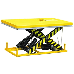 Powered Single Scissor Lift Table 850X1300