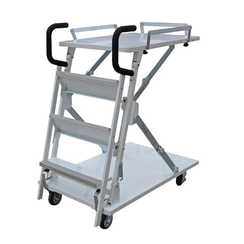 3 Step Foldable Picking Ladder | QualityJack
