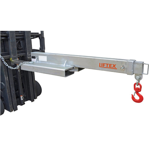 4.5 Tonne Fixed Long Jib | QualityJack