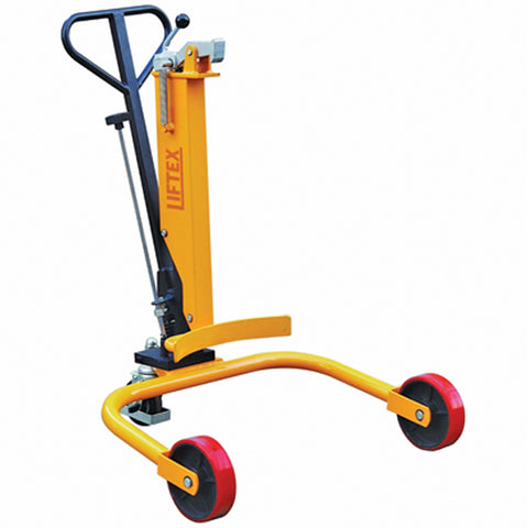 Steel and Plastic Drum Trolley Lifting Capacity 250kg | QualityJack