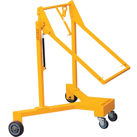 Steel Drum Palletiser Capacity 365kg | QualityJack