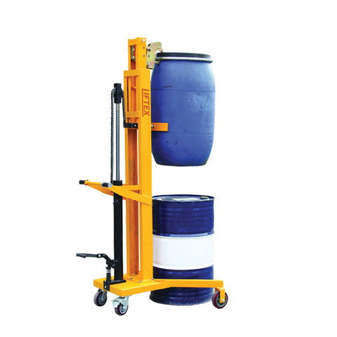 Drum Palletiser Stacker Load Capacity 450kg | QualityJack