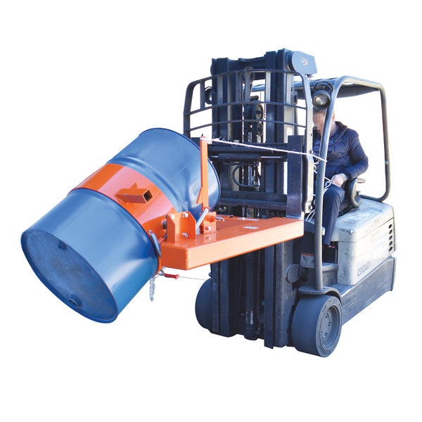 Drum Tipper Dumper Working Load Limit 500kg | QualityJack