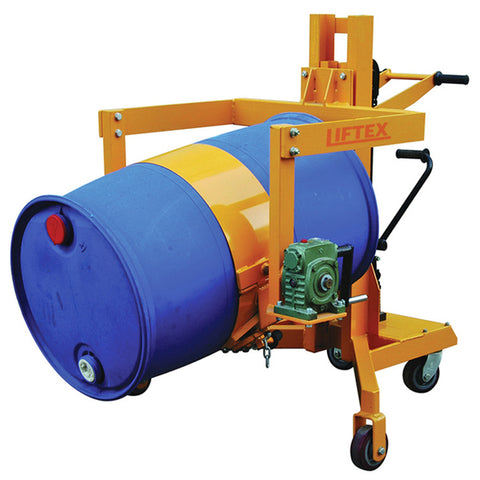 Drum Depalletiser & Rotator Load Capacity 350kg | QualityJack