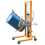 Manual Steel and Plastic Drum Lifter Rotator 450kg Lift 1500mm | QualityJack
