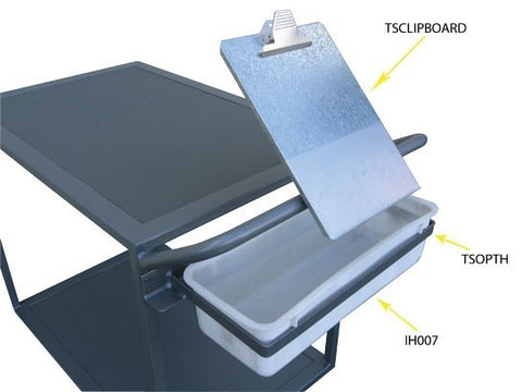 Trolley Attachments  TSCLIPBOARD | SkyJacks