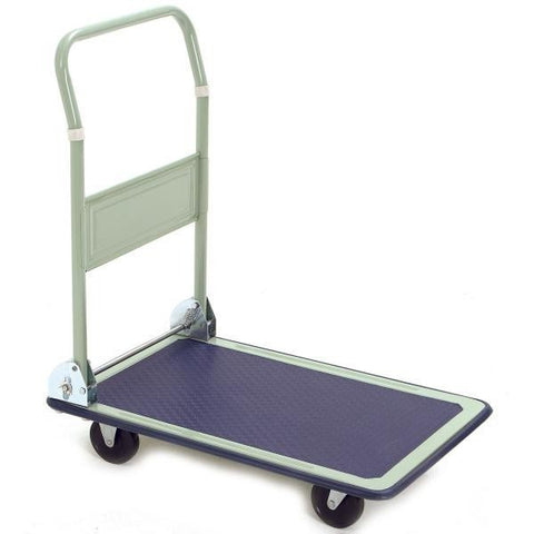 Foldable Platform Trolley 150Kg Capacity  740*480mm | QualityJack