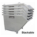 Self Dumping Tipping Bins | QualityJack