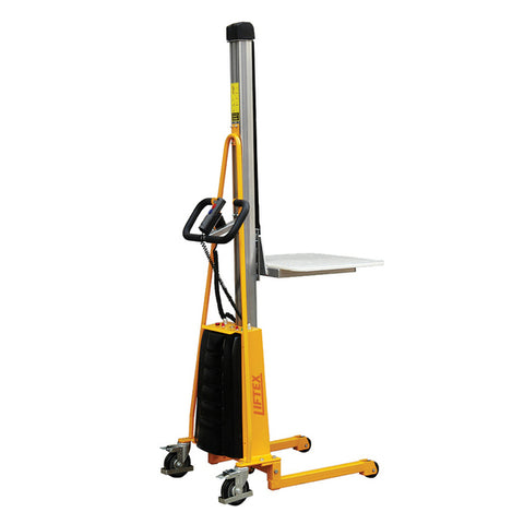 Battery Electric Work Positioner Capacity 100kg | QualityJack