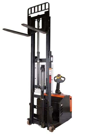 700Kg Fully Powered Electric Counterbalance Pallet Stacker | QualityJack