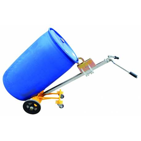 Hand Drum Truck Trolley 450Kg | SkyJacks