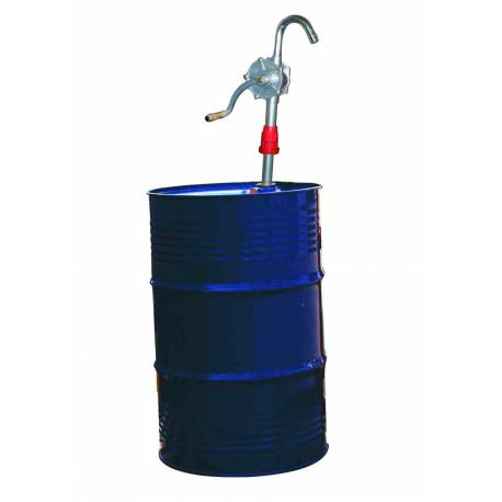 Aluminium Hand Operated Rotation Pump | QualityJack