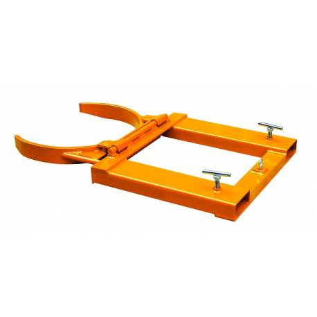 Single Drum Lifting Clamp | QualityJack