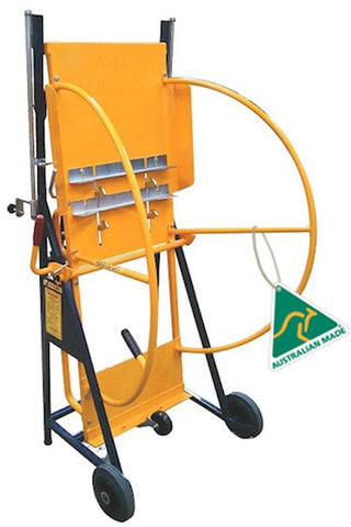 Manual Bin Lifter 30kg Capacity lifting 1420mm | QualityJack