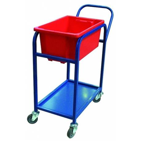 Stock Order Picking Trolley | SkyJacks