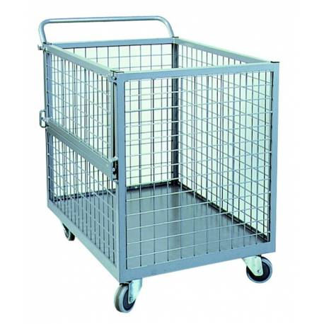 Stock Order Picking Trolley | QualityJack