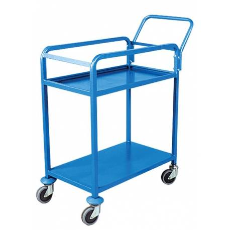 Stock Order Picking Trolley - Quality Jack