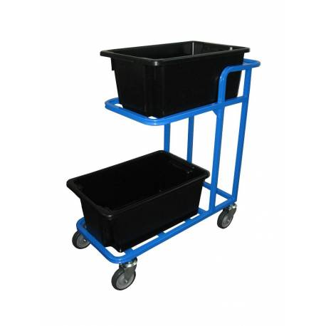Two Tier Platform Trolley 220Kg | SkyJacks
