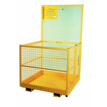 Work Platform Forklift Safety Cage - Quality Jack