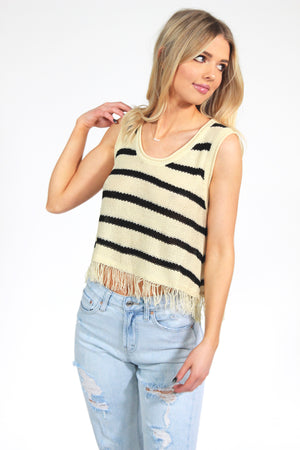 Mornings in Malibu Knit Tank