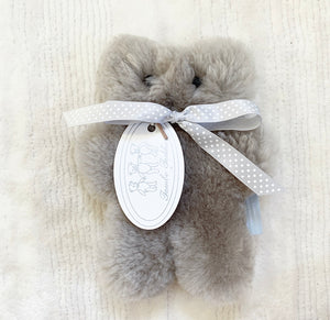 Tambo Teddy Mini - Grey/Grey