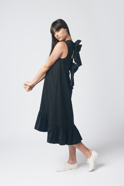 Back Bow Dress