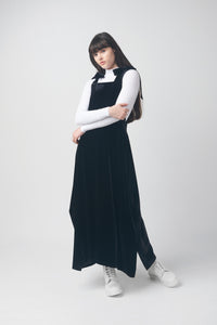 Velour Maxi Jumper
