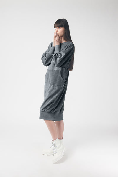 Kangaroo Pocket Dress