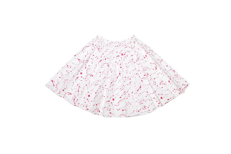 Splatter Skirt