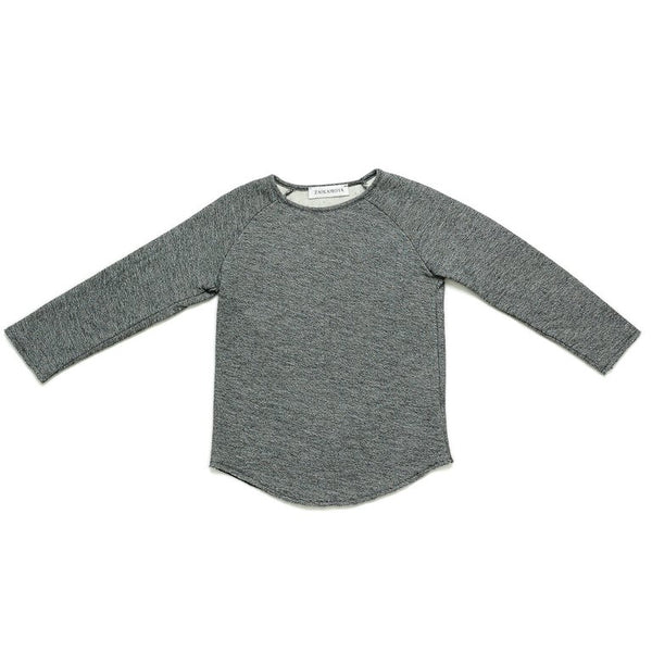 Double Layered Cotton Knit Top