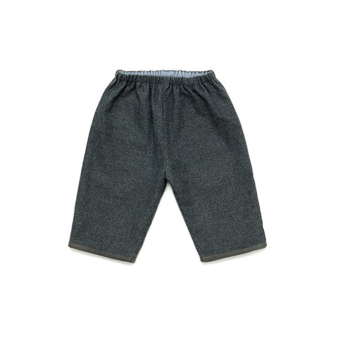 Baby Grey Lined Pant