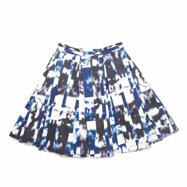 Mirage Big Pleated Skirt
