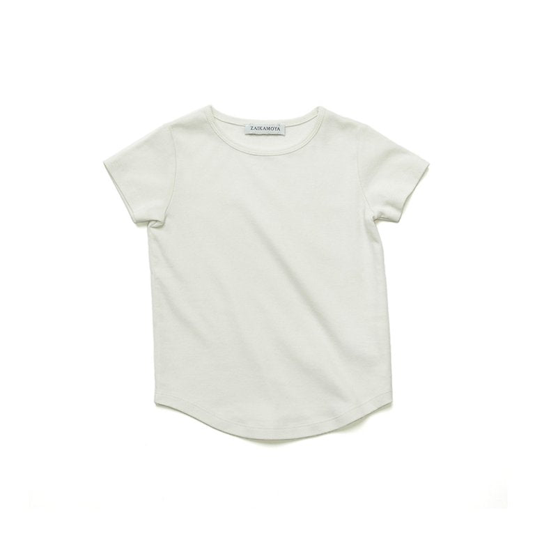 Organic Cotton White T-Shirt