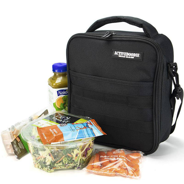 Active Doodie Dad Gear - Active Doodie® Lunch Bag for Dads - Dad Lunch Bag