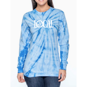 Tie Dye Local Long Sleeve Shirt