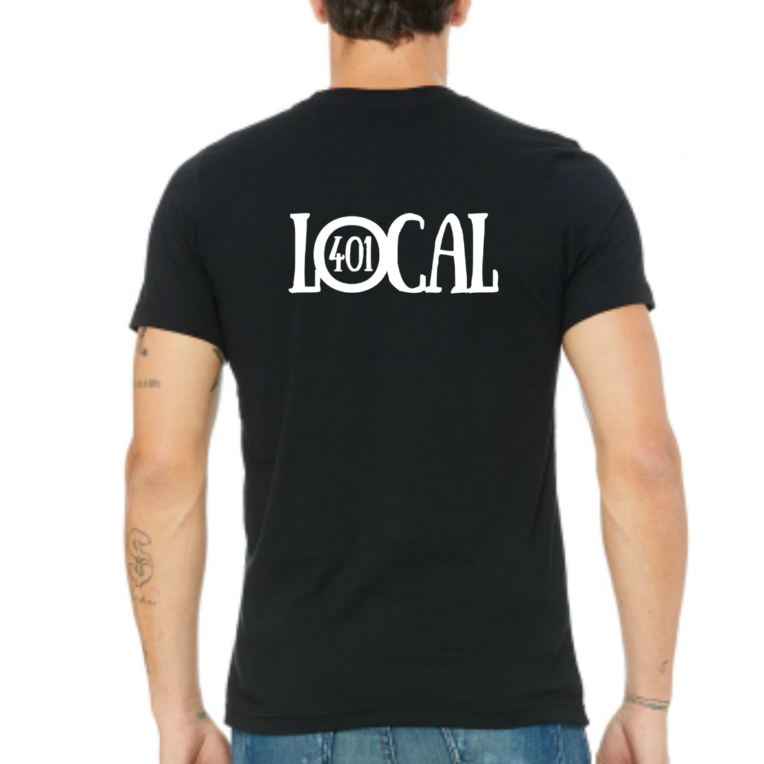 Local Front Back T shirt