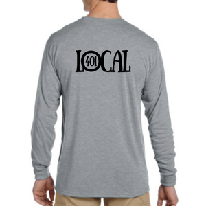 Local front back Long Sleeve Tee