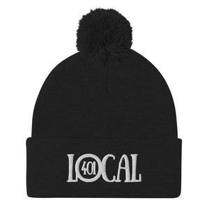 Open image in slideshow, Local Pom-Pom Beanie