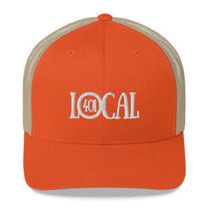 Local Unisex Trucker Cap