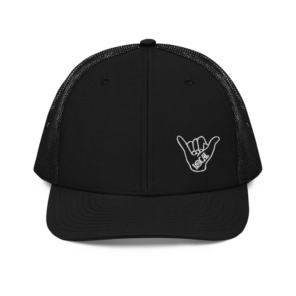 Local Shaka Trucker Hat