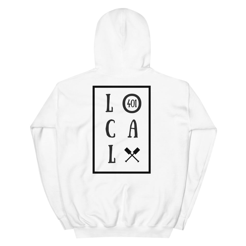 Local Shaka Front Back Hoodie