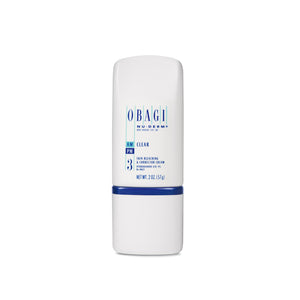 Obagi Nu-Derm #3 Clear (57g / 2oz) - IN STOCK / SOLD IN OFFICE