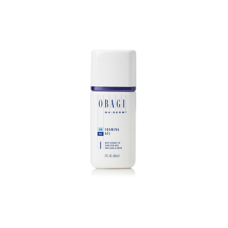 Obagi Nu-Derm Foaming Gel (60 ml / 2 floz )