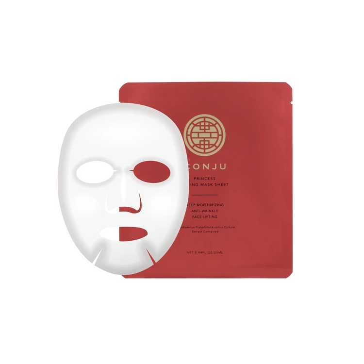 Luxury Conju Princess Mask (10 sheets per box)